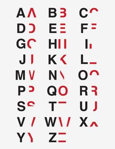 Designer Creates Font to Help Us Better Understand Dyslexia - My Modern Met