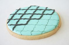 Decorated cookies... the McAlister Family Sugar cookie recipe just got a facelift! @Wendy McAlister, @Jax McAlister