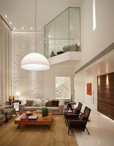 Móveis e tons neutros para a casa perfeita