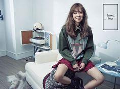 Gong Hyo Jin Compares IU and Sohee's Personalities — Koreaboo