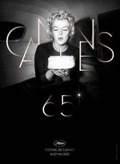 #cannes #festival poster, 2012