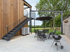 Hambush Holiday Let — Orme Architecture: Architecture for the environment - Somerset - South West - UK Log Home Plans, Barn Plans, Modern Barn House, Modern House Design, Barn Conversion Exterior, Barn Conversions, Metal Building Homes, Building A House, Quonset Homes