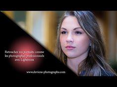 Lightroom - retouchez vos portraits comme les pro - YouTube
