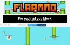 FlapMMO, c'est Flappy Bird en jeu gratuit sur navigateur. Jouez à plusieurs dans plusieurs décors pour plus de fun ! Êtes vous le meilleur Flappy Bird ?