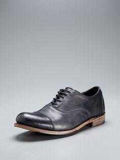 Vintage Shoe Company, Matthew cap-toe oxfords $129 — I want these so hard.