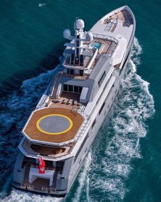 Movie Projector, Yacht Design, Super Yachts, Life Is Good, Transportation, Sailing, Construction, Private Life, Train