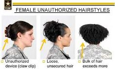 Military Haircuts For Females 48