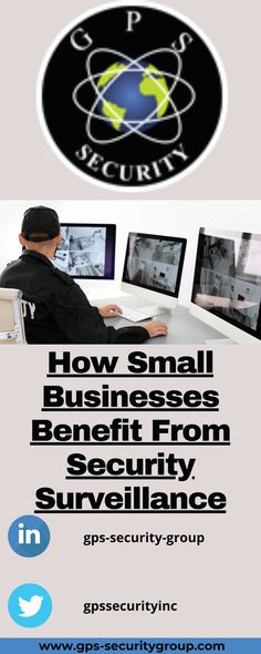 What are the benefits of surveillance? What is the best security camera for a small business? How can I protect my security cameras from theft? Best Security Cameras, Small Company, Security Companies, Security Surveillance, Vulnerability, Business, Store, Business Illustration