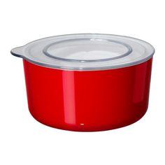 Pote para guardar comida com tampa tamanho 0,7L - Preco: R$49,90 (frete gratis em pedidos de 2 Kg)  Peso: 200g - europamimos@gmail.com