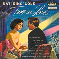 Nat King Cole - Sings For Two In Love (1955)