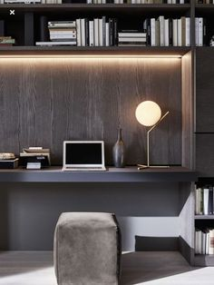 Browse pictures of home office design. Here are our favorite home office ideas that let you work from home. Shared them so you can learn how to work. Cozy Home Office, Home Office Design, Home Office Decor, House Design, Home Decor, Office Ideas, Office Designs, Office Setup, Design Homes