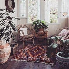 Boho Home :: Beach Boho Chic :: Living Space Dream Home :: Interior + Outdoor :: Decor + Design :: Free your Wild :: See more Bohemian Home Style Inspiration @lovestonedco