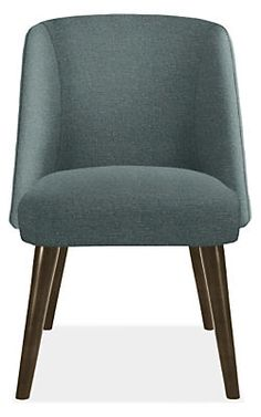 Cora Custom Dining Chair - New Takes on Customer Favorites - Modern Dining Room Furniture - Room & Board