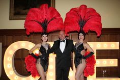 Will's 50th Birthday! What an amazing night!   Andy performed his Rat Pack and Robbie Williams tribute sets, accompanied on stage by our glamorous Showgirls!   Great event planning, fantastic venue and an brilliant time had by all!   See more pictures at http://www.andywilshersings.co.uk/shows/birthdays/wills-50th-birthday-party/