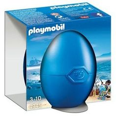Buy Playmobil Gift Egg Pirates Treasure Hunt from our Construction Toys range at John Lewis & Partners. Free Delivery on orders over Play Mobile, Pirate Treasure, Treasure Maps, Easter Toys, Easter Gift, Playmobil Sets, Eggs For Sale, Egg Toys, Gifts For Surfers