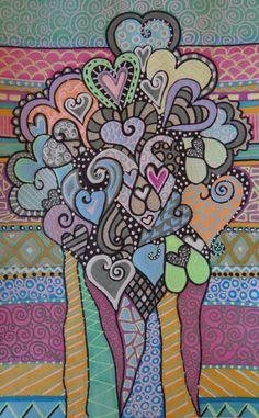 Whimsical Hearts