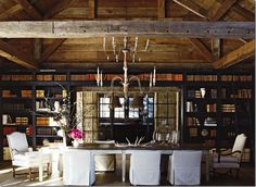 Library / dinning