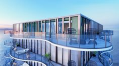 This $39 Million Penthouse Comes with a $500,000 Pink Diamond – Robb Report Luxury Apartments, Luxury Homes, Luxury Mansions, Penthouse For Sale, Sunny Isles Beach, Residential Complex, Expensive Houses, Beautiful Interior Design, Pent House