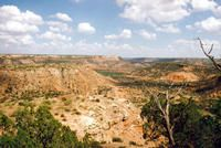 Palo Duro Canyon State Park - a great respite for the flatlanders of the Texas Panhandle.