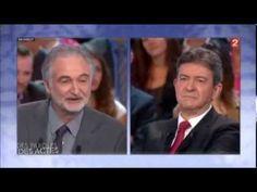"""Jean-Luc Mélenchon ASSÈNE la Vérité à Jacques Attali - """"La Dette ne sera..."""