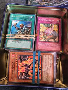 Just found my old Yu-Gi-Oh cards http://ift.tt/2vIWcrE