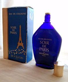 109 Popular Soir De Paris Images Vintage Ads Vintage