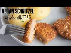 Vegan Schnitzel | Elephantastic Vegan