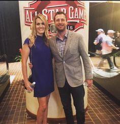 #Nationals #pitcher #MaxScherzer stood in an #Elevee suit at the 2015 #MLB #Allstargame.