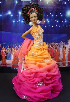 Barbie Miss Florida Keys Ninimomo 2009