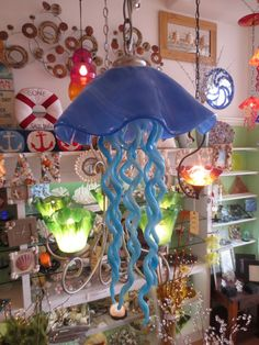 Jellyfish Chandelier - Pendant Light