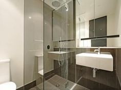 Ceramic in a bathroom design from an Australian home - Bathroom Photo 511992