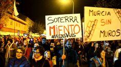 De las vías al resto de Murcia - 71 días consecutivos en lucha por el so...