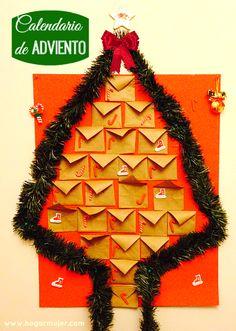 #DIY: Calendario de Adviento