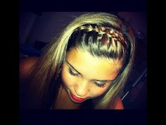 Easy Braided Half Up Half Down Hairstyle with French Braid for Medium or Long Hair Long Braided Hairstyles, Flower Girl Hairstyles, Box Braids Hairstyles, Down Hairstyles, Pretty Hairstyles, Prom Hairstyles, Hairdos, Hairstyle Ideas, Hair Ideas