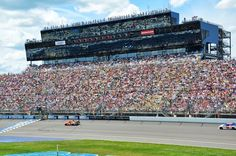 Join the Excitement of the Pure Michigan 400 at MIS!