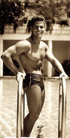 vintage nude men western