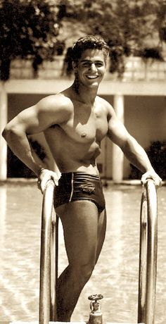 Dick DuBOIS 1950's - Mr. America 1954 R