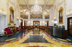 Historic Starwood Hotels in Europe That You Can Book With Points