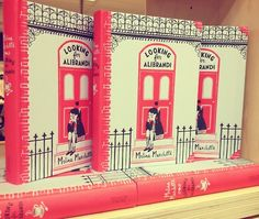 penguinteenaus:  The beautiful hardback Australian Children's Classic edition of Looking for Alibrandi by Melina Marchetta just arrived on our desk. We're IN LOVE! It's available in stores on 26th March