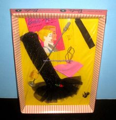One of my favorites!  Still have it...in rough condition.  Vintage Barbie Solo in The Spotlight | eBay