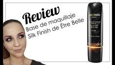 Review + DEMO Être Belle - Base de maquillaje Silk Finish
