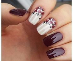 nail art - image #2460754 by Maria_D on Favim.com