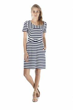 Yuni Stripe Dress