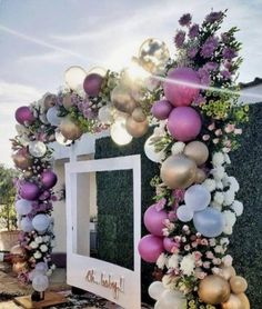25 Most Interesting DIY Event Decor Ideas : Make Your Events More Attractive. - 25 Most Interesting DIY Event Decor Ideas : Make Your Events More Attractive. Party Kulissen, Shower Party, Ideas Party, Creative Party Ideas, Gold Party, Craft Party, Baby Shower Parties, Party Planning, Wedding Planning