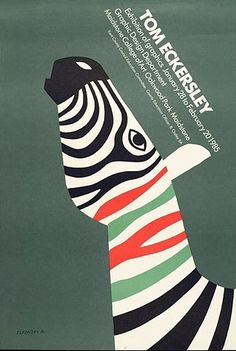 Tom Eckersley  Via TypeToy.tumblr.com