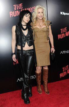 "Joan Jett Photos - Premiere Of Apparition's ""The Runaways"" - Arrivals - Zimbio"