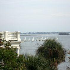 Charleston Harbor  Charleston, SC