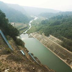Liyutan Reservoir in #Miaoli county. #鯉魚潭水庫 #Taiwan