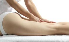 Massagens que emagrecem:  Lipolítica - O tratamento, que tem duração de 90 minutos, começa com uma esfoliação. Em seguida, é feita uma massagem modeladora de deslizamentos profundos, fricções e amassamentos com movimentos intensos e vigorosos.