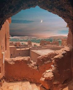 idprestigemaroc Aït Ben Haddou à Ouarzazate Qui a shooté cette belle image? Morocco Travel Destinations Honeymoon Backpack Backpacking Vacation Africa Off the Beaten Path Budget Wanderlust Bucket List